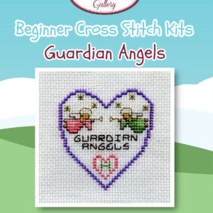 Guardian Angel Beginner Cross Stitch Kit