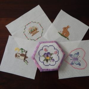 Cross Stitch Collection 1